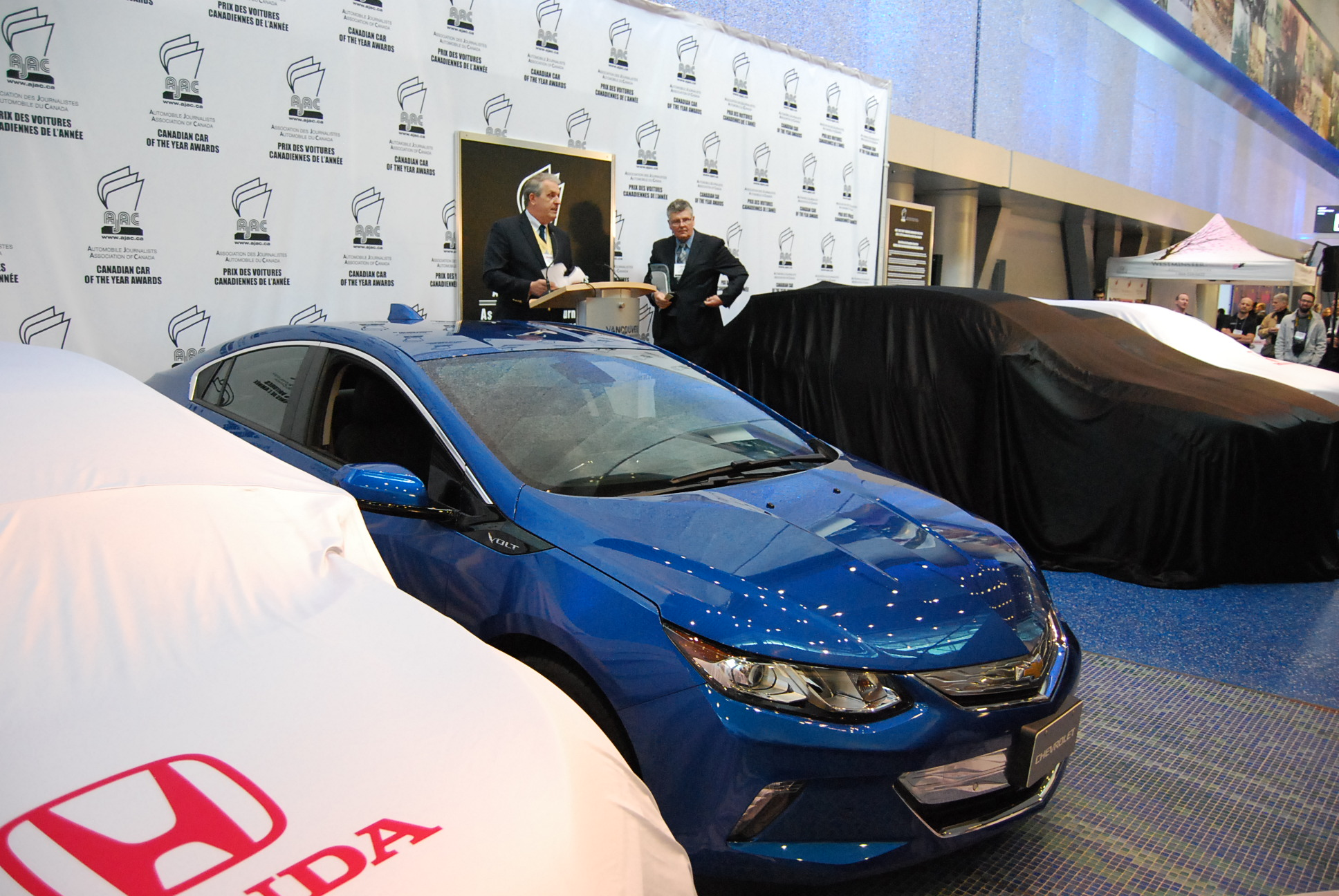 Canadian Green Car of the Year - 2016 Chevrolet Volt