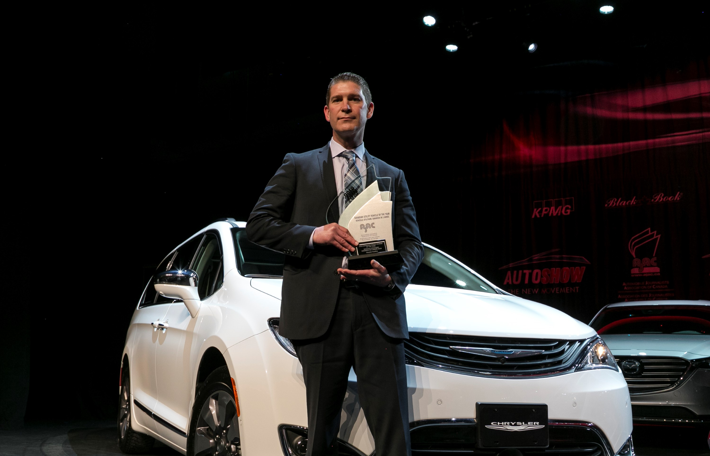 AJAC 2018 Canadian Car of the Year