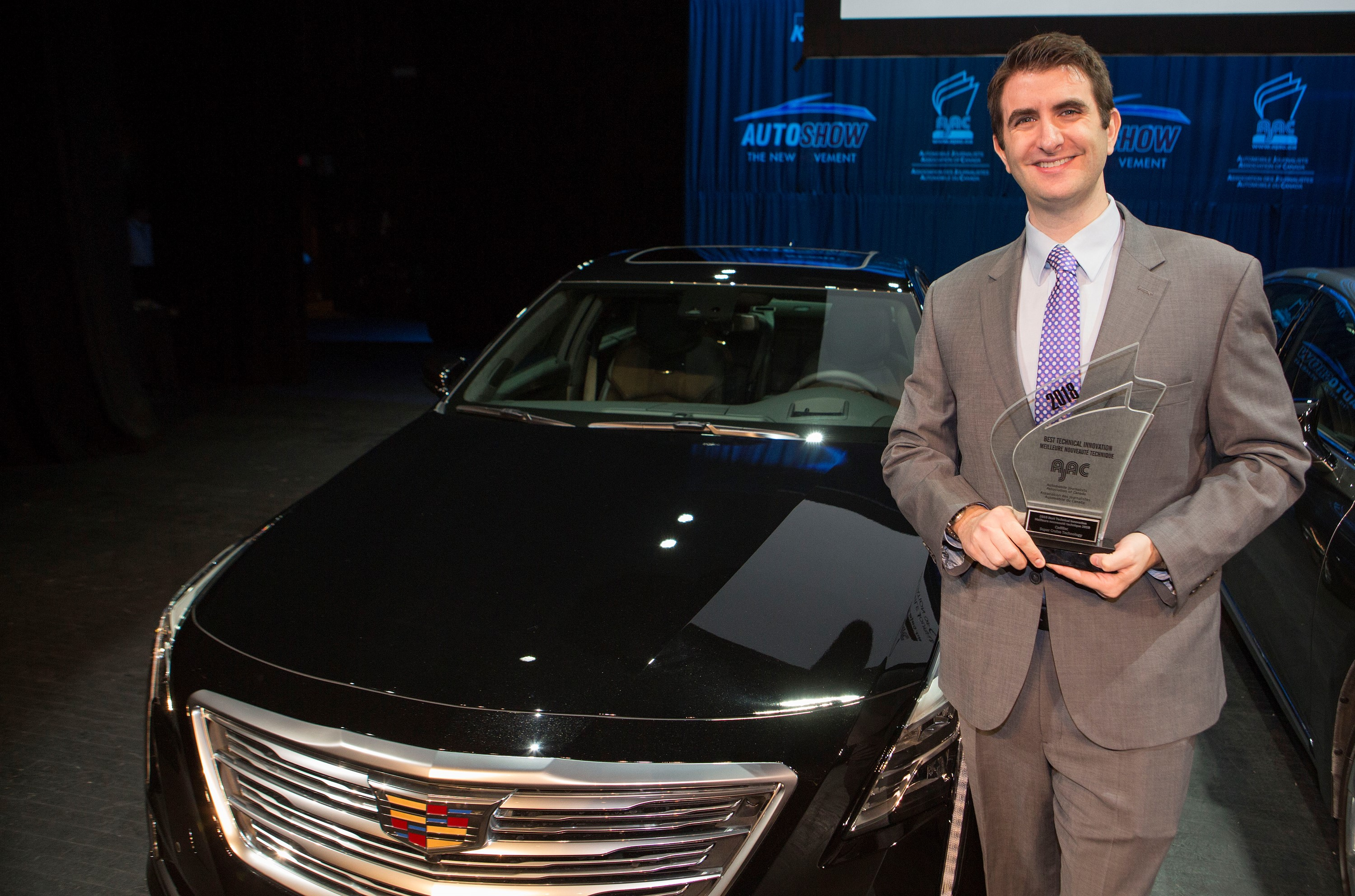 2018 AJAC Innovation Awards (Photos by Marcus Oleniuk)