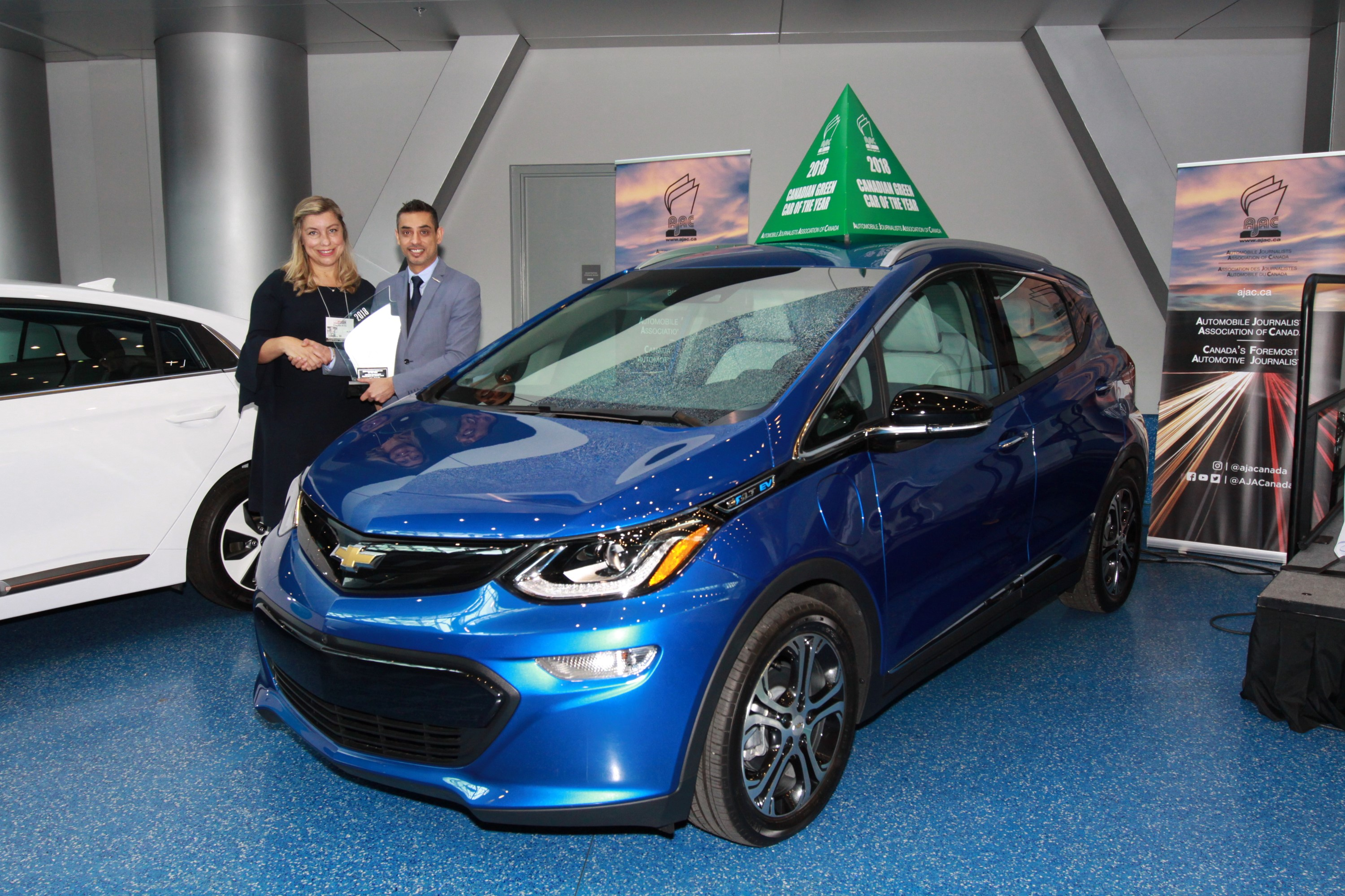 2018 AJAC Awards: Green Car of the Year